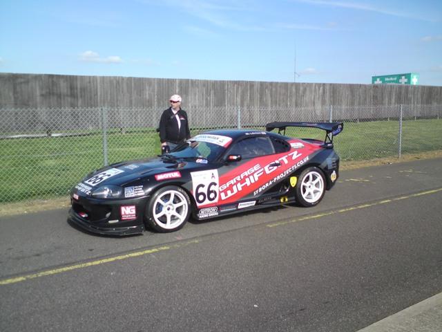 Arrowpak Saloon And Sports Car Championship