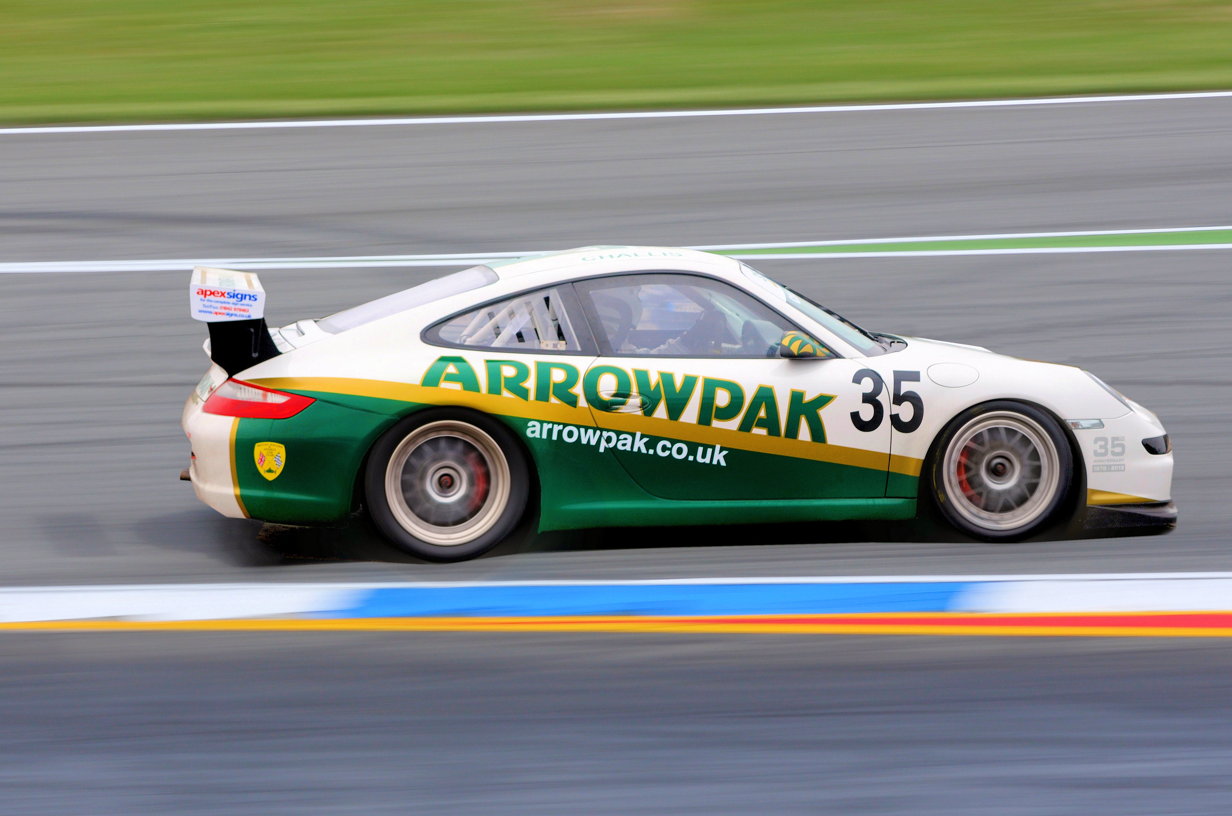Arrowpak Saloon And Sports Car Championship
